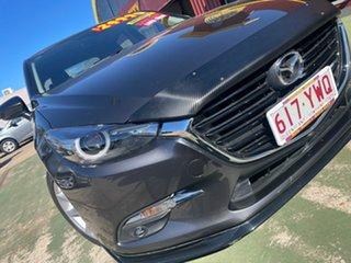 2016 Mazda 3 BN5438 SP25 SKYACTIV-Drive GT 6 Speed Sports Automatic Hatchback.