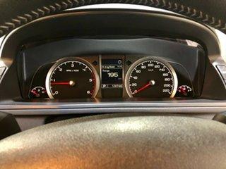 2014 Ford Territory SZ MkII TS Seq Sport Shift Silver 6 Speed Sports Automatic Wagon