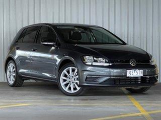 2019 Volkswagen Golf 7.5 MY20 110TSI DSG Comfortline Grey 7 Speed Sports Automatic Dual Clutch.