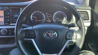 2017 Toyota Kluger GSU55R GXL AWD Silver 8 Speed Sports Automatic Wagon