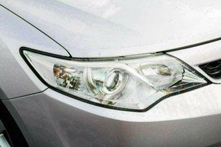 2013 Toyota Camry ASV50R Atara R Silver 6 Speed Sports Automatic Sedan