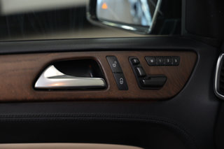 2012 Mercedes-Benz M-Class W166 ML350 BlueTEC 7G-Tronic + Citrine Brown 7 Speed Sports Automatic