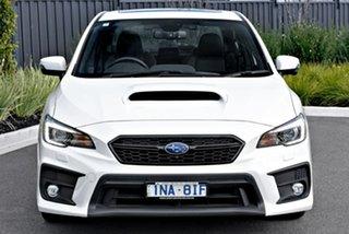 2019 Subaru WRX V1 MY19 Premium Lineartronic AWD White 8 Speed Constant Variable Sedan