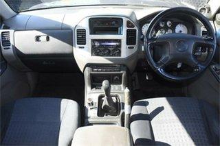 2006 Mitsubishi Pajero NP MY06 VR-X Grey 5 Speed Manual Wagon