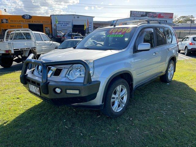 Used Nissan X-Trail T31 Series IV ST Clontarf, 2011 Nissan X-Trail T31 Series IV ST Silver 6 Speed Manual Wagon