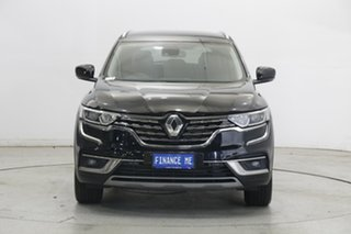 2019 Renault Koleos HZG Zen X-tronic Black 1 Speed Constant Variable Wagon.