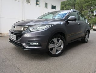 2019 Honda HR-V MY19 +Luxe Grey 1 Speed Constant Variable Hatchback.