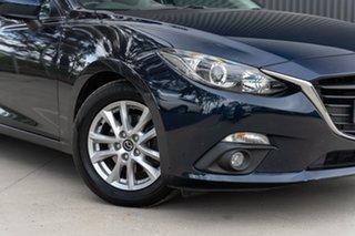 2016 Mazda 3 BM5476 Maxx SKYACTIV-MT Deep Crystal Blue 6 Speed Manual Hatchback.