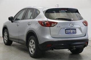 2017 Mazda CX-5 KE1032 Maxx SKYACTIV-Drive i-ACTIV AWD Silver 6 Speed Sports Automatic Wagon