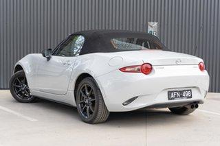 2015 Mazda MX-5 ND GT SKYACTIV-MT White 6 Speed Manual Roadster.