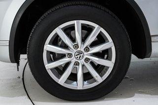 2015 Volkswagen Touareg 7P MY15 150TDI Tiptronic 4MOTION Silver 8 Speed Sports Automatic Wagon