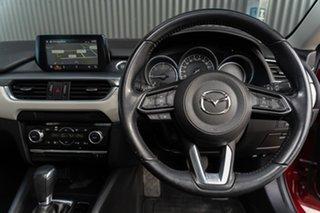 2017 Mazda 6 GL1021 Touring SKYACTIV-Drive Soul Red 6 Speed Sports Automatic Sedan