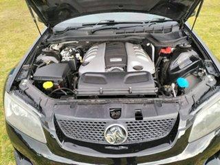 2009 Holden Commodore VE MY09.5 SS Black 6 Speed Sports Automatic Sedan