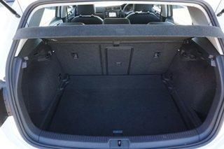 2013 Volkswagen Golf VII 110TDI DSG Highline Pure White 6 Speed Sports Automatic Dual Clutch