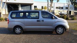 2013 Hyundai iMAX TQ MY13 Silver 4 Speed Automatic Wagon.