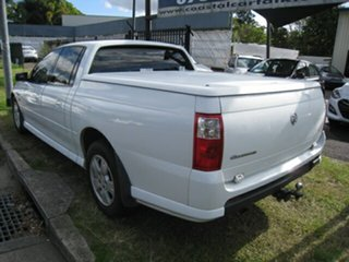 2006 Holden Crewman VZ S White 4 Speed Automatic Crew Cab Utility