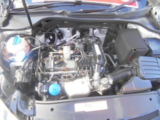2011 Volkswagen Golf VI MY11 77TSI Silver 6 Speed Manual Hatchback