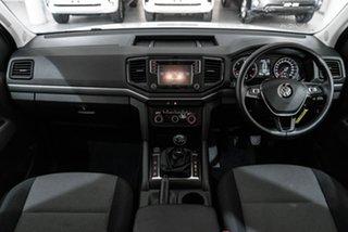 2020 Volkswagen Amarok 2H MY20 TDI500 4MOT Core White 6 Speed Manual Utility.