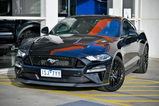 2020 Ford Mustang FN 2020MY GT Black 10 Speed Sports Automatic Fastback