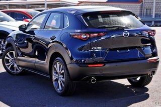 2021 Mazda CX-30 DM2W7A G20 SKYACTIV-Drive Evolve Blue 6 Speed Sports Automatic Wagon