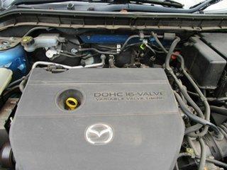 2010 Mazda 3 BL 10 Upgrade Maxx Blue 5 Speed Automatic Sedan