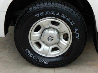 2014 Holden Colorado RG MY14 LX Crew Cab 4x2 White 6 Speed Manual Utility.