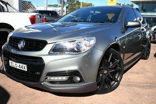 2014 Holden Commodore VF SS-V Grey 6 Speed Automatic Sedan.