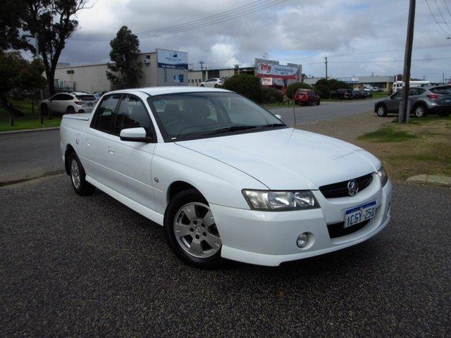 Used Holden Crewman VZ MY06 Upgrade S Wangara, 2007 Holden Crewman VZ MY06 Upgrade S White 4 Speed Automatic Crew Cab Utility