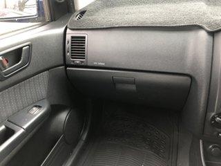 2005 Hyundai Getz TB MY06 Blue 5 Speed Manual Hatchback