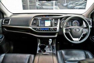 2016 Toyota Kluger GSU55R Grande AWD Silver 6 Speed Sports Automatic Wagon.