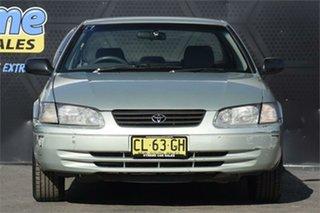 2000 Toyota Camry MCV20R CSi Green 4 Speed Automatic Sedan.