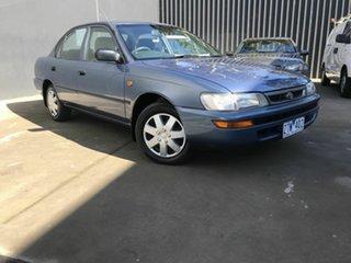 1998 Toyota Corolla Blue Auto Active Select Sedan.