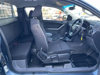 2017 Mazda BT-50 UR0YG1 XT Freestyle 4x2 Hi-Rider Blue 6 Speed Sports Automatic Cab Chassis.