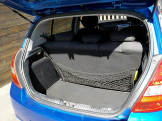 2010 Hyundai i20 PB Elite Blue 4 Speed Automatic Hatchback