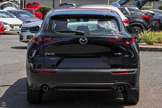 2021 Mazda CX-30 DM2W7A G20 SKYACTIV-Drive Evolve Black 6 Speed Sports Automatic Wagon.