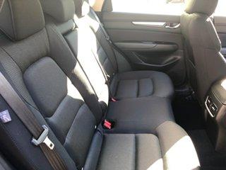 2021 Mazda CX-5 KF2W7A Maxx SKYACTIV-Drive FWD Sport Titanium Flash 6 Speed Sports Automatic Wagon