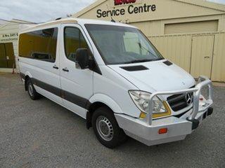 2013 Mercedes-Benz Sprinter 906 MY13 316CDI MWB White 7 Speed Automatic Van.