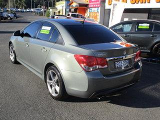 2016 Holden Cruze JH MY16 SRI Z-Series Grey 6 Speed Automatic Sedan.