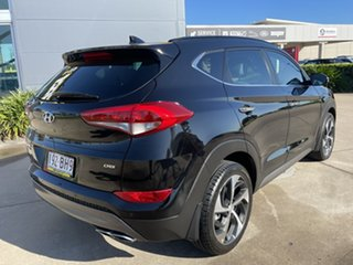 2015 Hyundai Tucson TLE Highlander AWD Black/150216 6 Speed Sports Automatic Wagon.