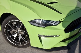 2020 Ford Mustang FN 2020MY High Performance RWD Green 10 Speed Sports Automatic Fastback