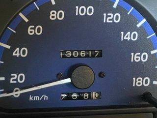 2005 Toyota Hilux RZN149R MY04 SR5 4x2 White 4 Speed Automatic Utility