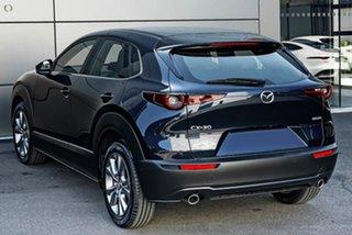 2021 Mazda CX-30 DM4WLA G25 SKYACTIV-Drive i-ACTIV AWD Touring Blue 6 Speed Sports Automatic Wagon
