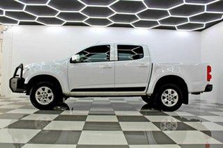 2015 Holden Colorado RG MY16 LT (4x2) White 6 Speed Automatic Crew Cab Pickup.
