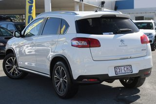 2015 Peugeot 4008 MY15 Active 2WD Antarctic White/black 6 Speed Constant Variable Wagon.