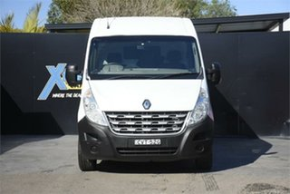 2013 Renault Master X62 Mid Roof LWB Quickshift White 6 Speed Seq Manual Auto-Clutch Van.