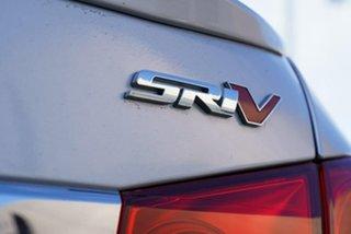 2011 Holden Cruze JH Series II MY11 SRi-V Silver 6 Speed Sports Automatic Sedan