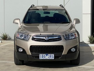 2012 Holden Captiva CG Series II MY12 7 SX Gold 6 Speed Sports Automatic Wagon.
