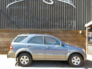 2003 Kia Sorento BL EX Blue 4 Speed Automatic Wagon.