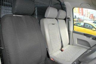 2010 Volkswagen Transporter T5 MY10 103 TDI LWB Low Silver 7 Speed Auto Direct Shift Van