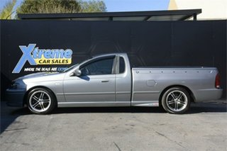 2003 Ford Falcon BA XR8 Ute Super Cab Grey 4 Speed Sports Automatic Utility